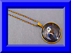 Antique Fantastic Beasts And Where To Find Them Occamy Inspired Necklace Unisex