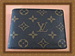 Louis Vuitton Wallet For Men Monogram M60026