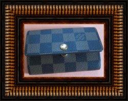 Louis Vuitton 6 Key Holder Damier Canvas N62630