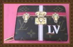 Louis Vuitton Trunk Zippy Coin Purse M62617
