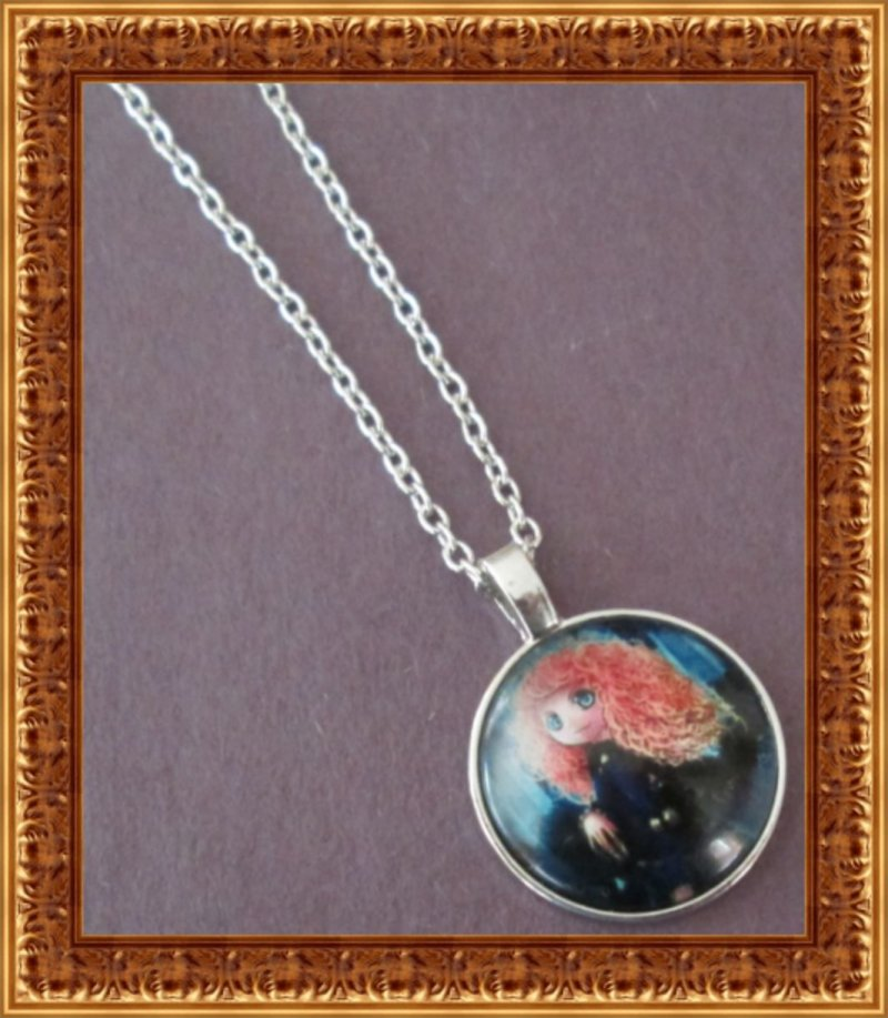 Image 0 of Princess Merida of DunBroch From Brave The Movie Design Necklace