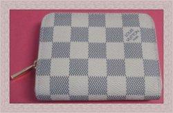 Louis Vuitton Zippy Coin Purse N60229 Rose Pink