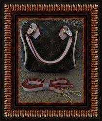 Louis Vuitton Monogram Barrel Design Small Handbag