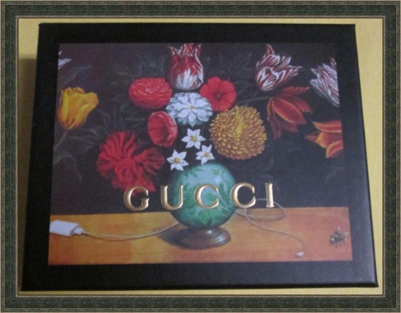 Image 4 of GUCCI 410120 Signature Leather Card Case