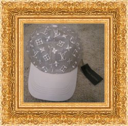 Beige Baseball Cap/Hat Unisex Luxury Classy Style Adjustable To Fit Most