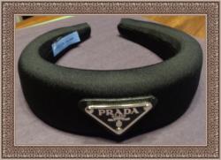 Black Headband For Women Or Teens Luxury Classy Style