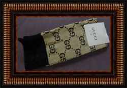 Sparkle Gold & Black Socks For Girls Teens Or Women Fits Most One Size