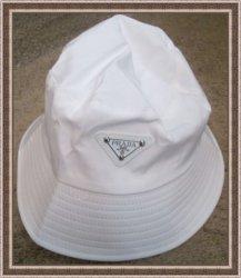 White Bucket Hat For Women