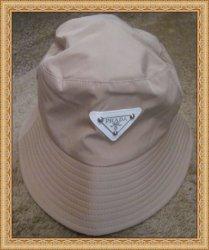 khaki Brown In Color Bucket Hat For Women