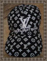 Black & White Baseball Hat Unisex Adjustable