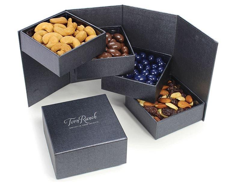 Cascade Snack Set