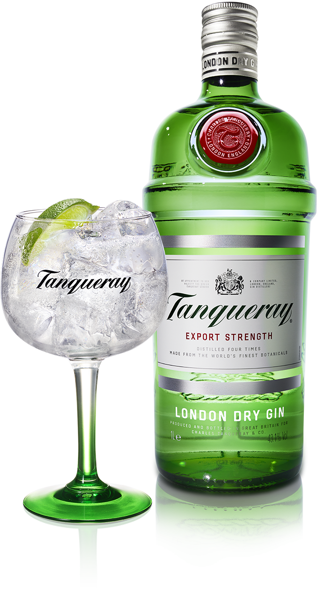 200ml Bottle of Tanqueray