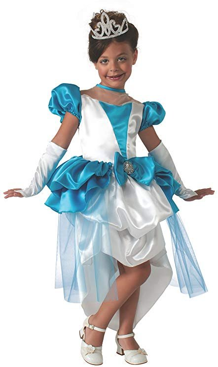 Image 1 of Rubies Crystal Princess Dress-Up Costume