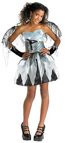 Image 0 of Frost Fairy Costume - Child/Teen Costume - Medium (7-8), Large (10-12)