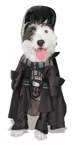 Image 0 of Star Wars Darth Vader Pet Costume, Large