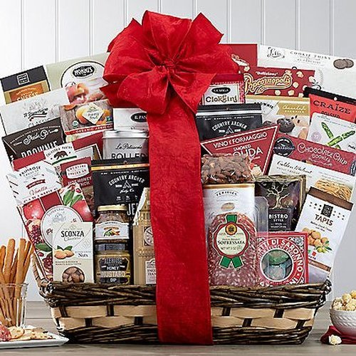 Image 0 of Share the Wealth: Gourmet Gift Basket