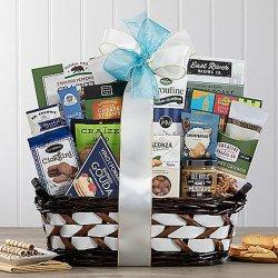 The Connoisseur: Gourmet Gift Basket