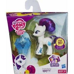 My Little Pony Crystal Motion Rarity Pony Figure