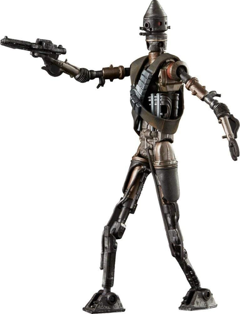 Image 1 of Star Wars Black Series IG-11 6-inch Action Figure, Hasbro