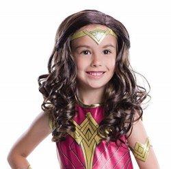 Rubie's Costume Batman V Superman: Dawn of Justice Wonder Woman Wig