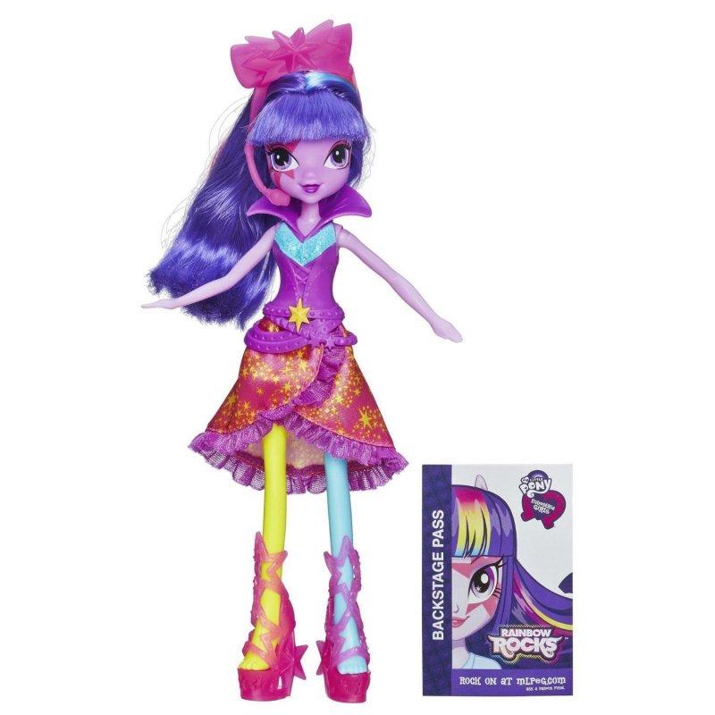 Image 0 of My Little Pony Equestria Hasbro Girls Neon 9
