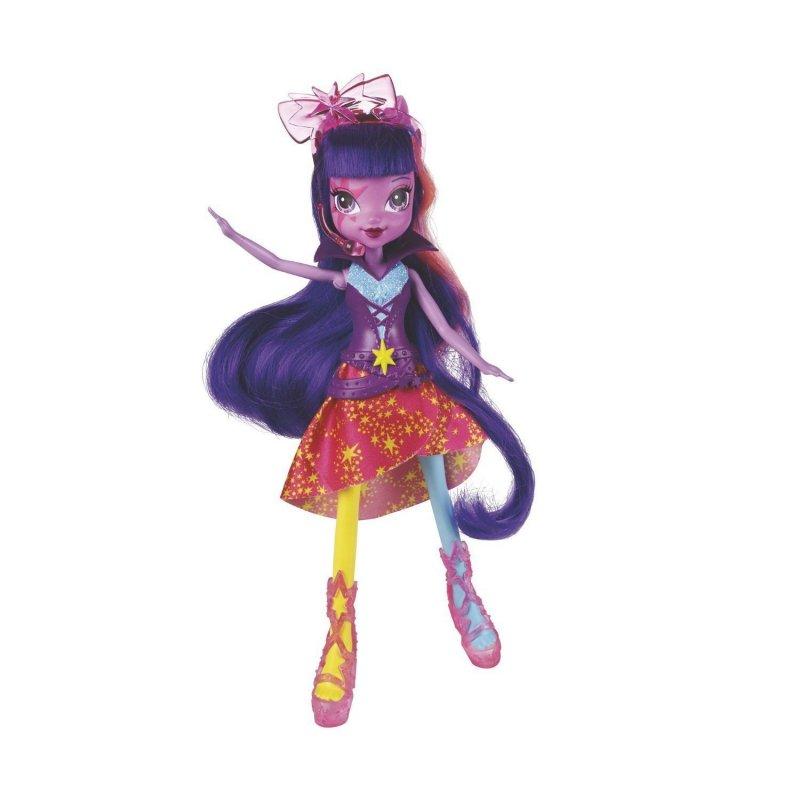 Image 1 of My Little Pony Equestria Hasbro Girls Neon 9