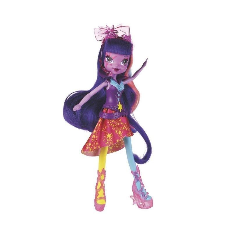Image 2 of My Little Pony Equestria Hasbro Girls Neon 9
