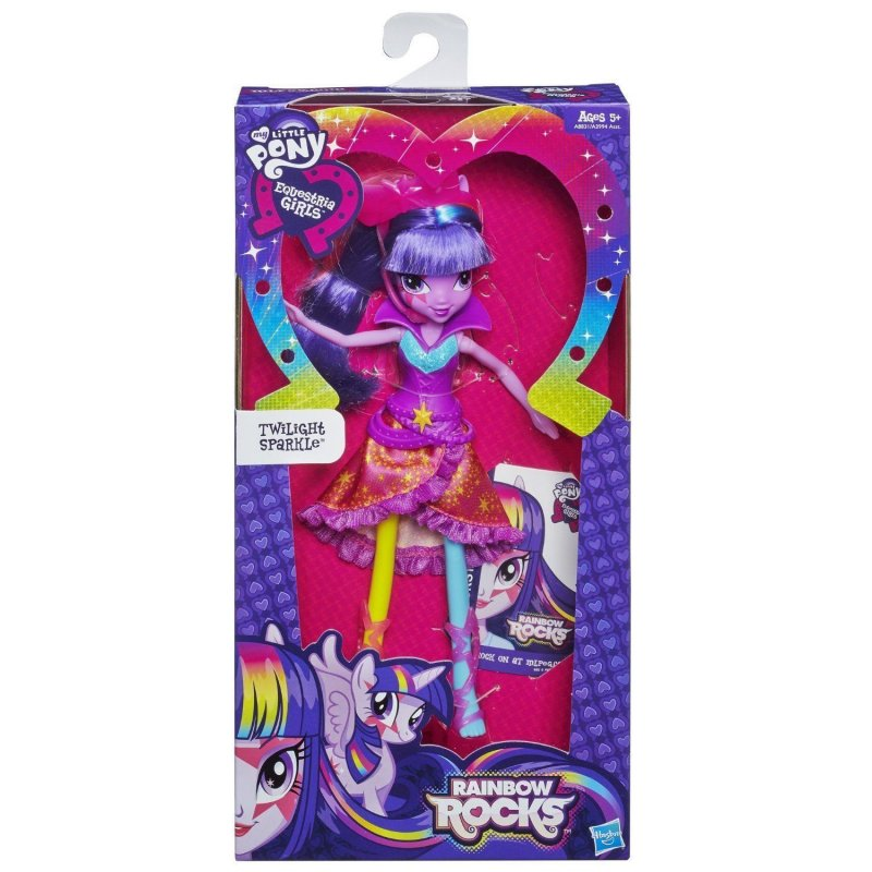 Image 3 of My Little Pony Equestria Hasbro Girls Neon 9