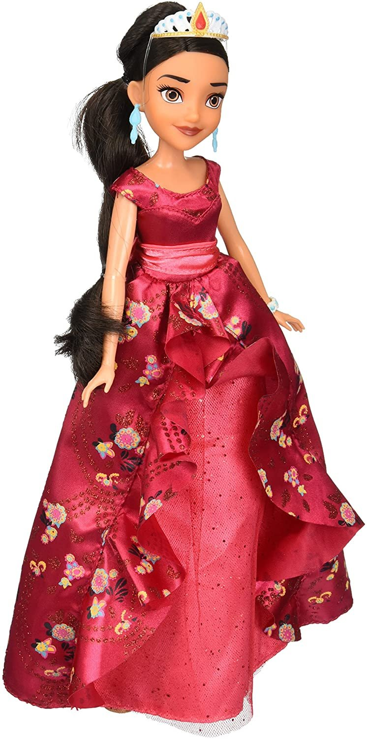 Image 0 of isney Elena of Avalor Royal Gown Doll in Regal Red by Hasbro