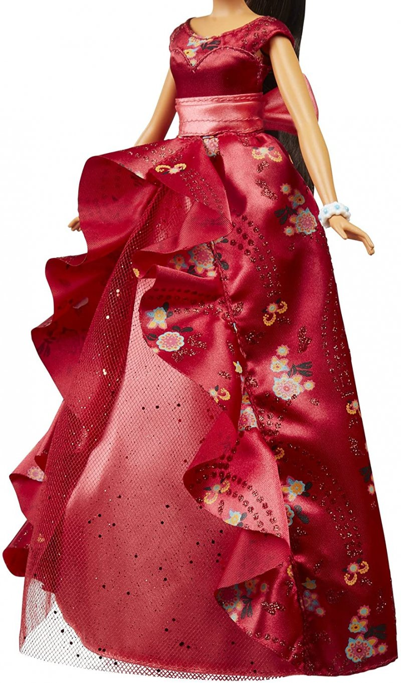 Image 2 of isney Elena of Avalor Royal Gown Doll in Regal Red by Hasbro