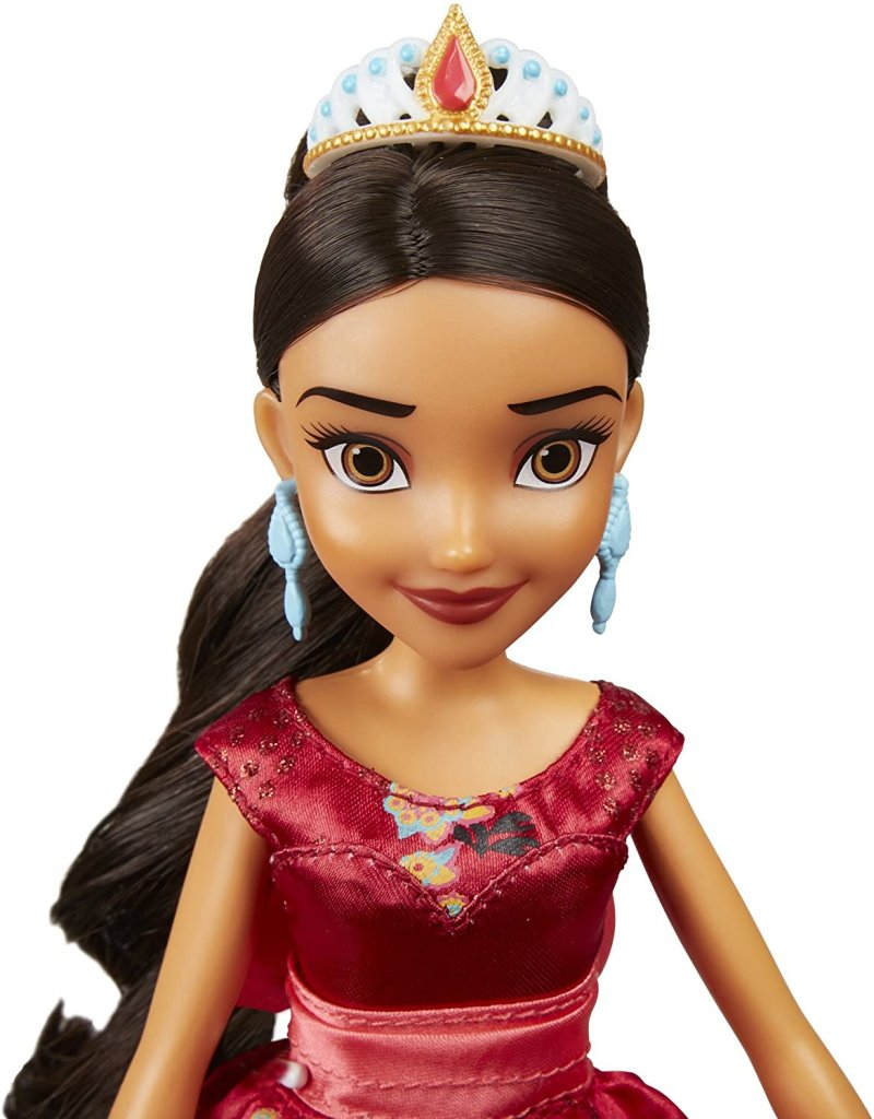 Image 6 of isney Elena of Avalor Royal Gown Doll in Regal Red by Hasbro