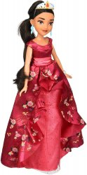 isney Elena of Avalor Royal Gown Doll in Regal Red by Hasbro