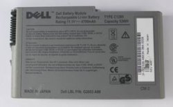 Dell Battery C1295 Latitude D610 D600 D510 D520 D500 D505 D530