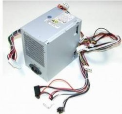 Dell Power Supply KH624 XPS Dimension E510 9100 9150 9200