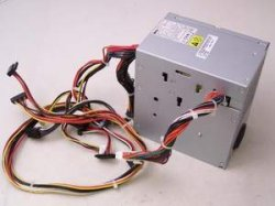 Dell Power Supply PH344 Dimension 29100 9200 E520 XPS 410