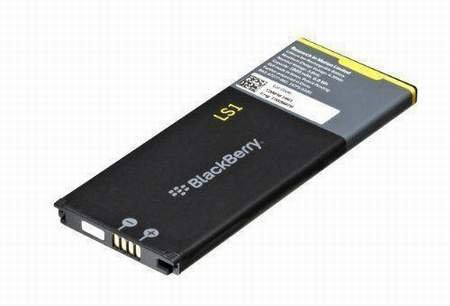 Image 0 of Blackberry Battery L-S1 Z10 Z-10 BAT-47727-001