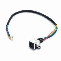 Dell DC Jack WTVC4 Inspiron 17R N7110 Vostro 3750