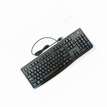 Image 0 of Logitech Keyboard K120 USB Wired 97060433