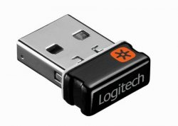 Logitech Receiver 993-000439 USB Receiver Mouse Keyboard Wireless Dongle