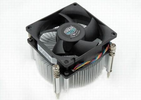Image 0 of HP Fan 644724-001 Pavilion Desktop 500-281 550-153w