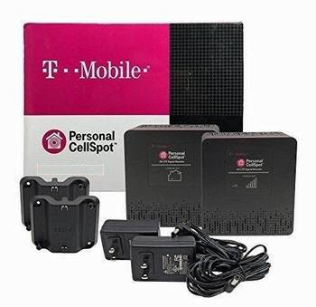 Image 0 of TMobile Booster Cell Phone Personal CellSpot Signal T-Mobile