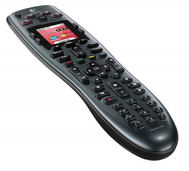 Image 0 of Logitech Remote 700 Harmony Rechargeable Color Screen
