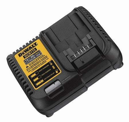Image 0 of DeWalt Charger DCB115 Li Ion Battery 12V & 20V Max