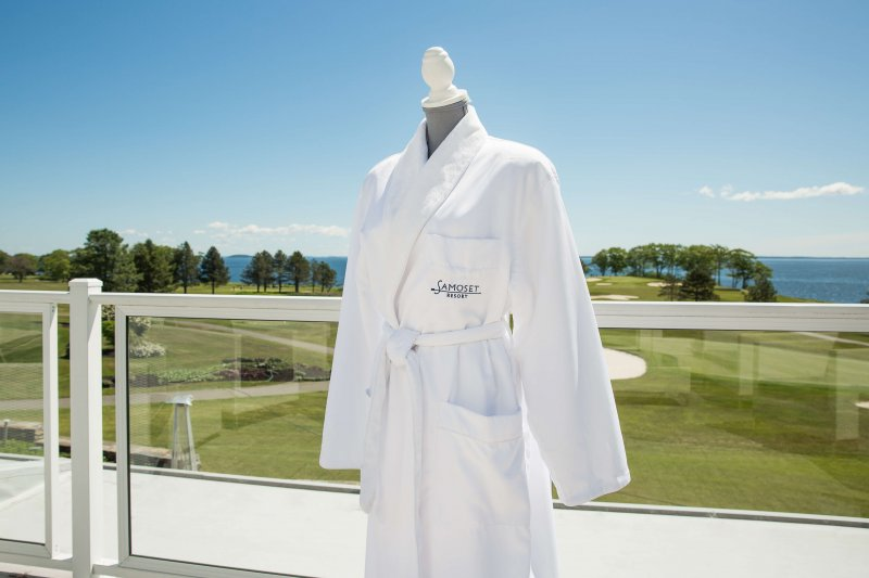Samoset Resort Robe