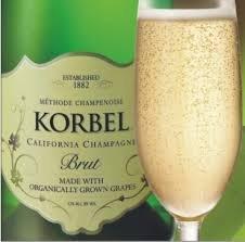 Champagne - Korbel Brut