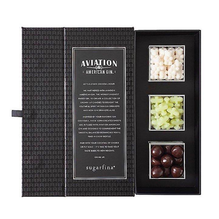 Sugarfina - Aviation, American Gin Box