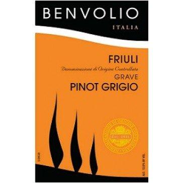 White Wine - Benvolio Pinot Grigio