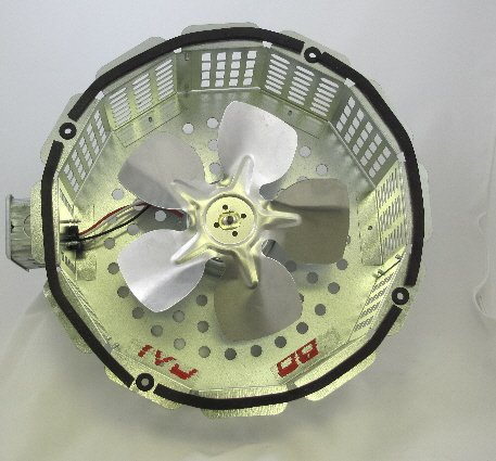 Image 1 of F2SC 2 Speed Fan, 12