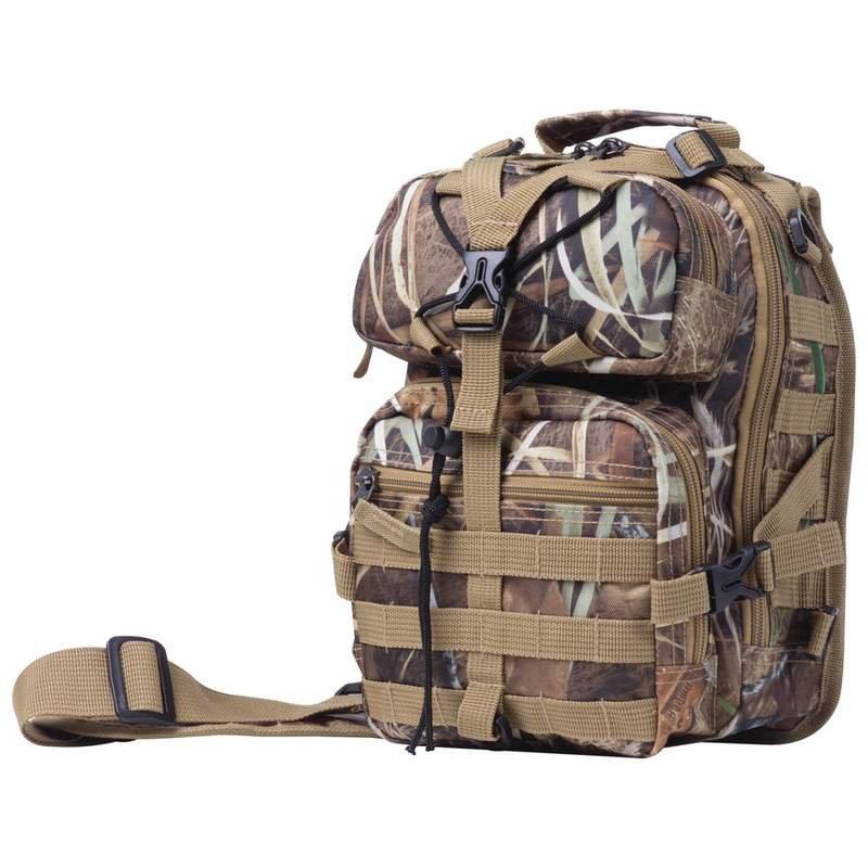 LUBPJXSW11 - 11'' Camo Sling Backpack