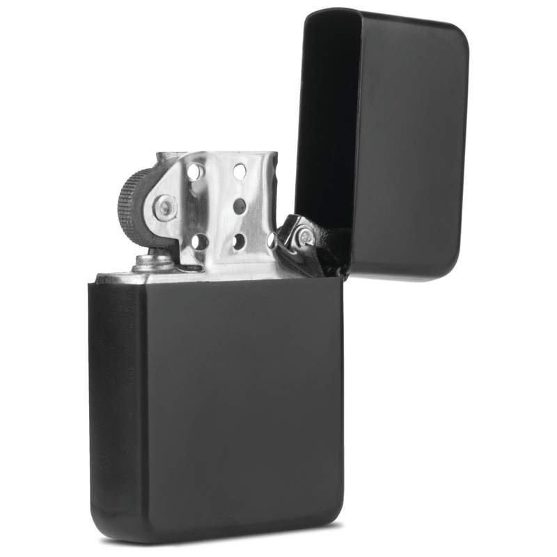 GFLT13 - Star® Lighter with Tin Case